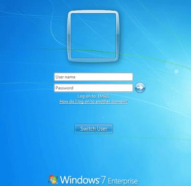 Domain Controller e Active Directory Login Windows 7 Joint al dominio
