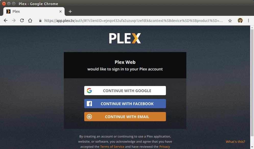 PLEX ovvero il tuo Netflix personale.